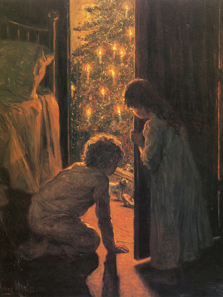 Фото №7 - Как отмечали Рождество в Русской императорской семье