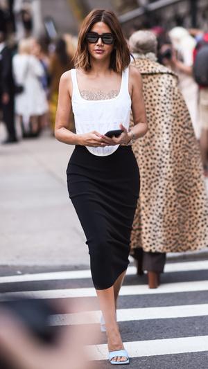 Фото №8 - На любой случай: с чем носить юбку-карандаш