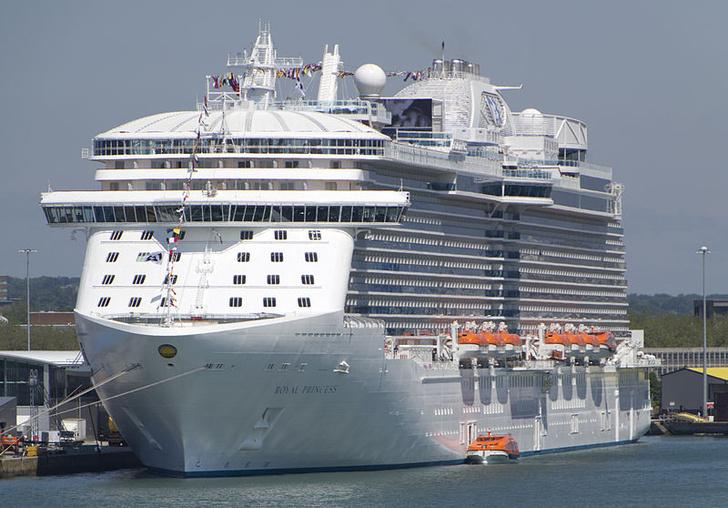 Фото №7 - 10 самых больших круизных лайнеров мира