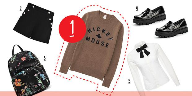 Фото №2 - С чем носить вязаный пуловер