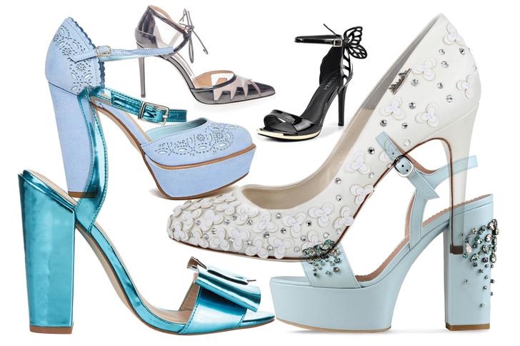 Фото №3 - Топ-30: Туфли на выпускной для тех, кто не боится высоких каблуков