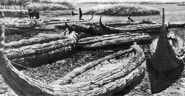 Фото №4 - Озеро с кочующими берегами