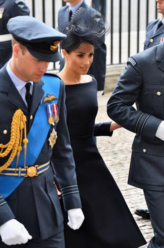 Фото №5 - Герцоги Кембриджские и Сассекские вместе вышли на работу