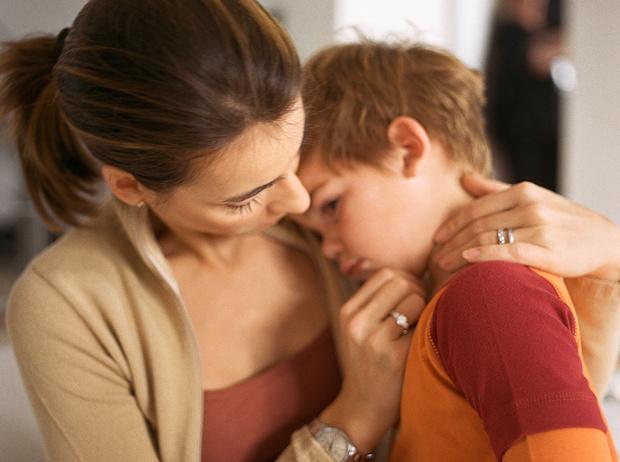 Фото №1 - Отношения после развода, или Как женщине с ребенком начать все заново
