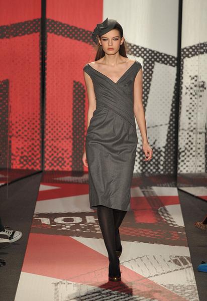 Фото №14 - Показ Marc Jacobs шокировал Неделю Моды