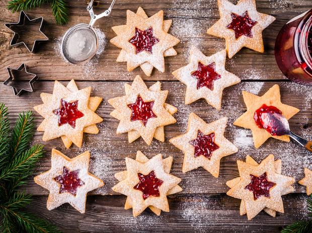 Фото №4 - Три новогодних рецепта от Джейми Оливера