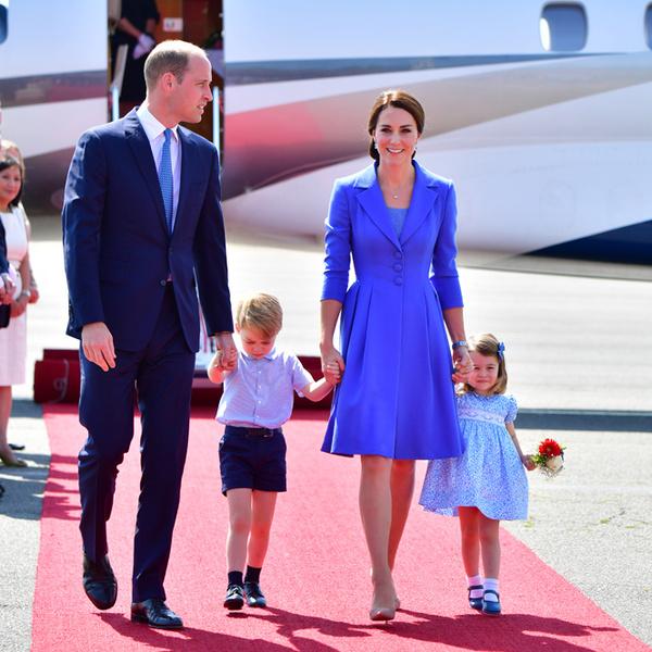 Фото №2 - Очень вовремя: кому нужна третья беременность герцогини Кембриджской