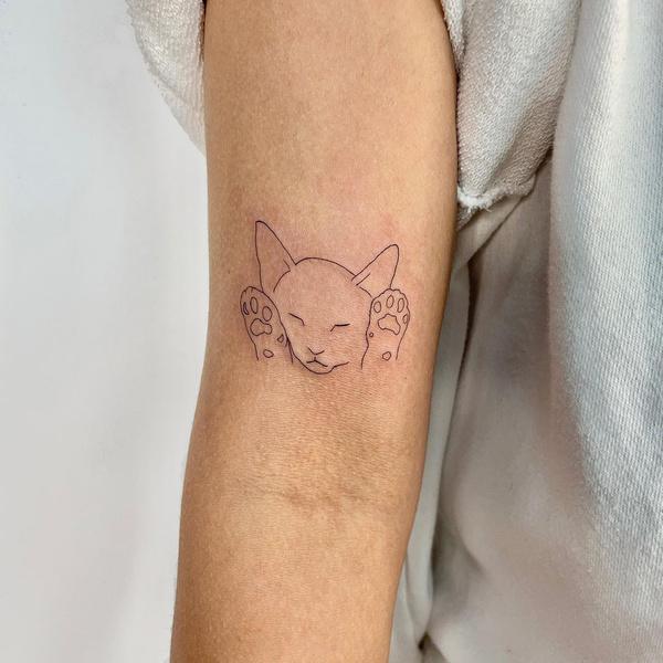 Фото №11 - Какие татуировки подойдут разным знакам зодиака? 👀