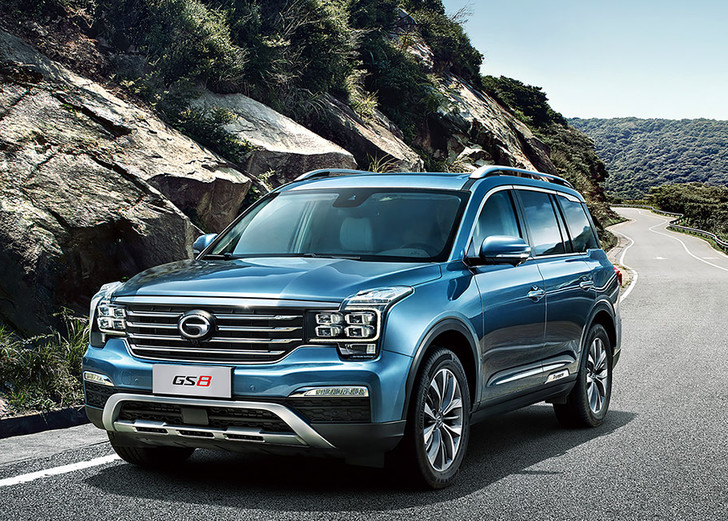Фото №5 - Великолепная семерка— лучшие китайские автомобили прямо сейчас