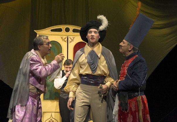 Фото №22 - Играя, сердце разбивают: двенадцать омских актеров-красавцев. Голосуем!