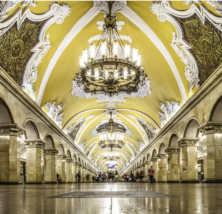 Фото №1 - Как обогревают метро?