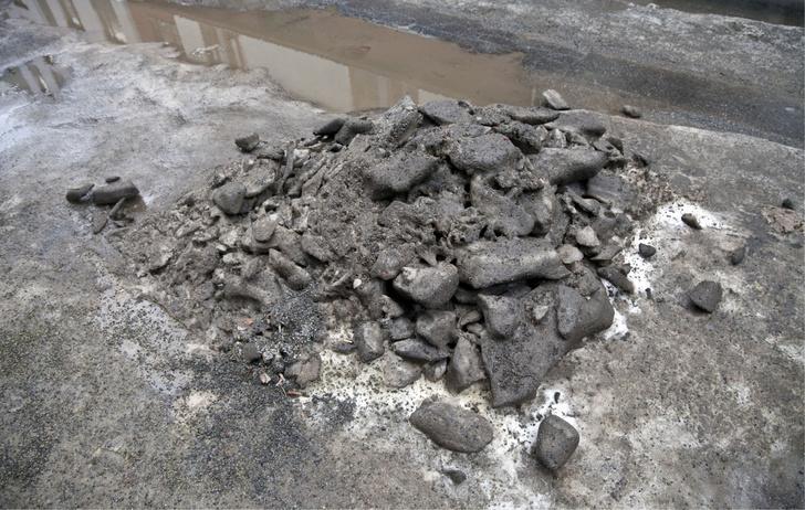 Фото №1 - Российские ученые посчитали пыль на улицах города