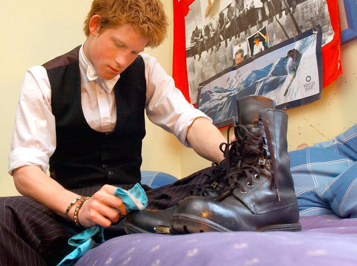 Фото №3 - Как принц Гарри жил во время учебы в Итоне