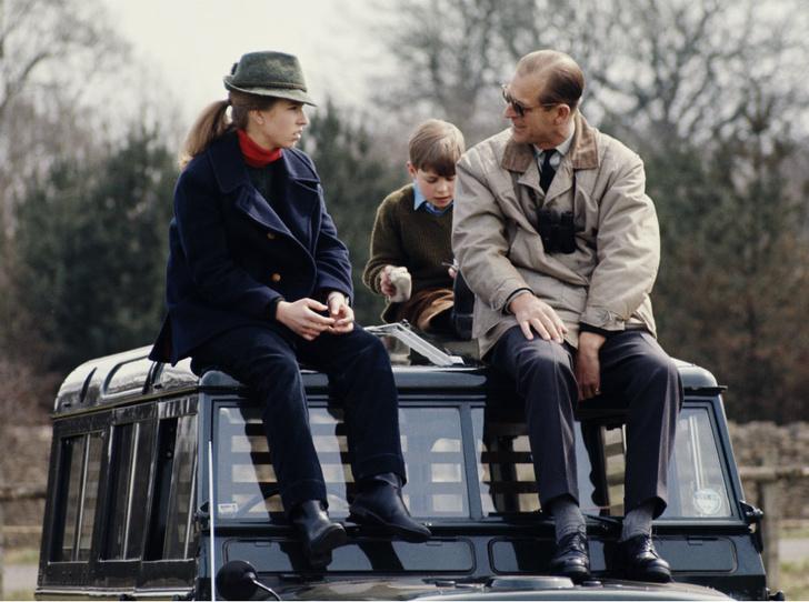 Фото №1 - Дочь своего отца: главная общая черта принцессы Анны и принца Филиппа