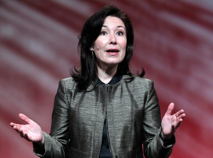 Фото №5 - Вслед за Биллом Гейтсом: Сафра Кац – самая высокооплачиваемая женщина-CEO в мире