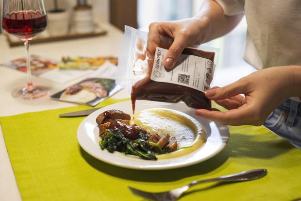 Фото №3 - Кухня ELLE DECORATION: три рецепта для ужина на любой вкус