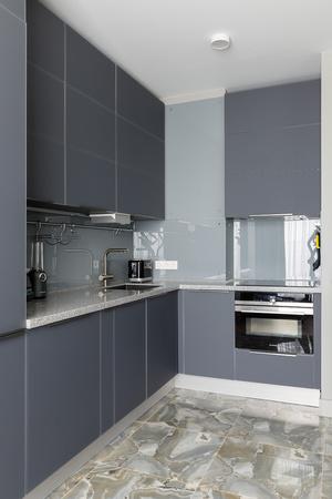Фото №5 - Квартира в серых тонах в Санкт-Петербурге