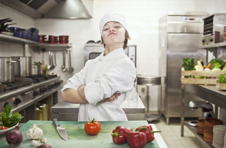 Фото №5 - Чем заняться с малышом на кухне