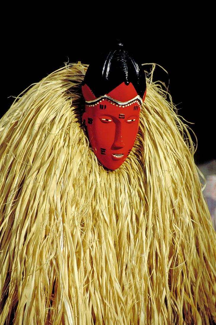 Фото №3 - Личное влияние: 11 ритуальных масок