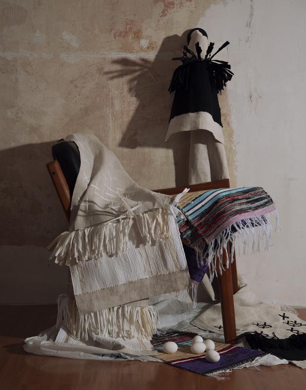 Фото №1 - Пасхальная коллекция домашнего текстиля от модной марки Litkovskaya