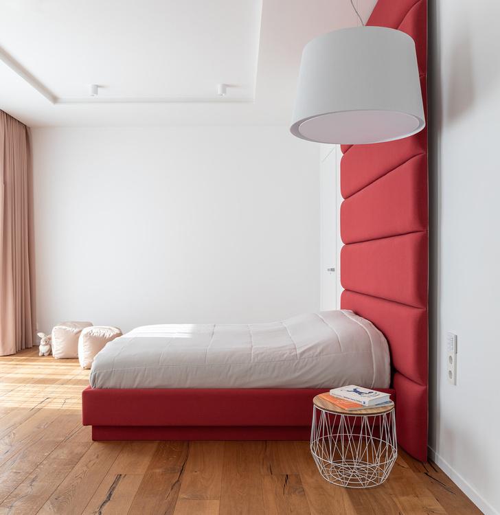 Фото №15 - Трехэтажный особняк по проекту Sergey Makhno Architects в Киеве