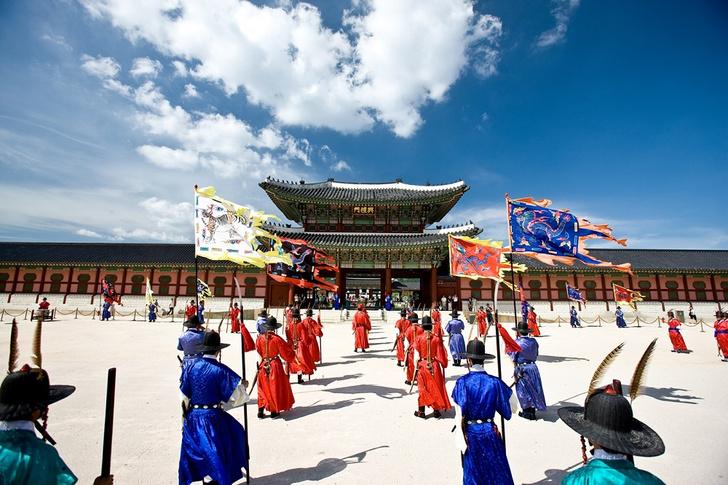 Фото №5 - Скорее в Корею: красочный путеводитель по стране