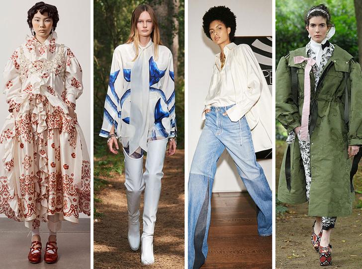 Фото №1 - Тренды весны и лета 2021 с Недели моды в Лондоне