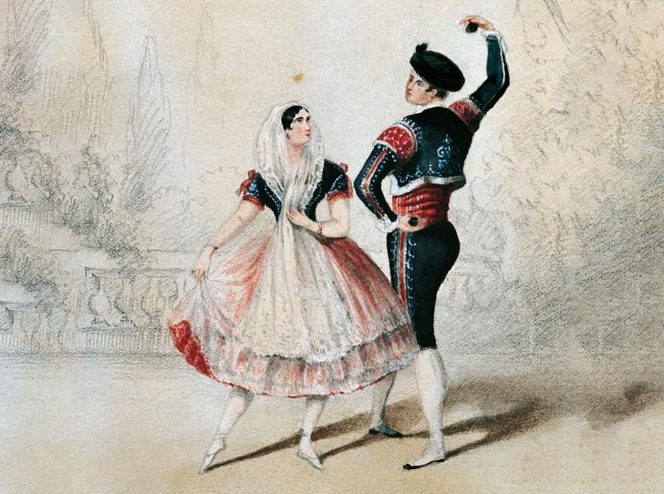 Фото №4 - Эволюция балетной пачки: как менялись костюмы танцовщиц