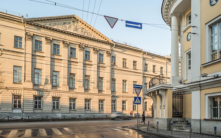 Фото №1 - Музей архитектуры возобновляет работу