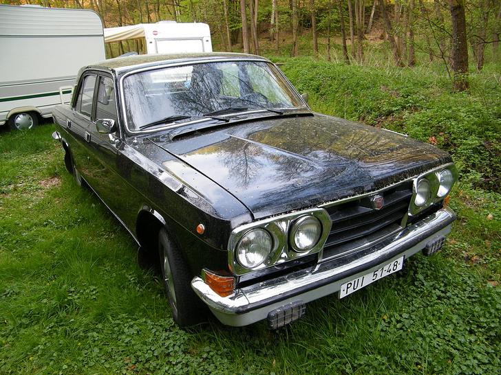 Фото №1 - Волк в овечьей шкуре: секретные автомобили советских спецслужб
