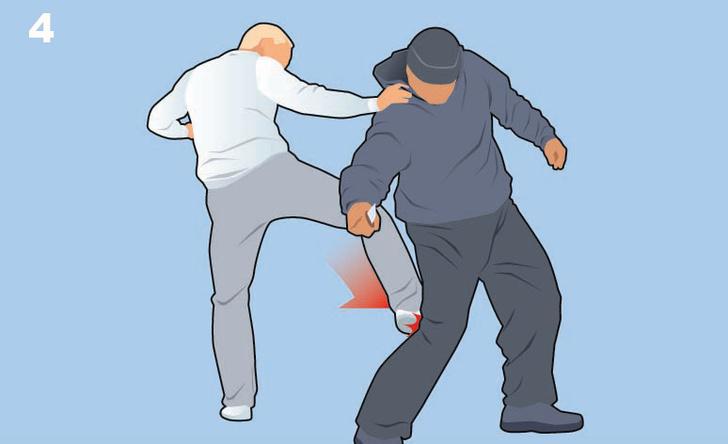 Фото №4 - Как защититься от ножа