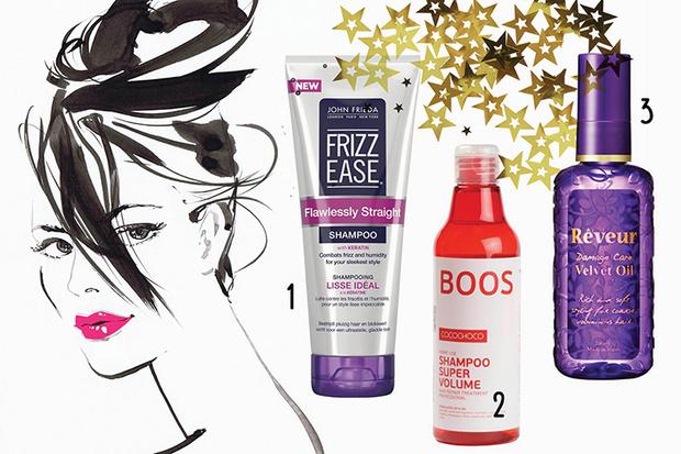 Фото №2 - Как подготовить волосы к новогодней вечеринке