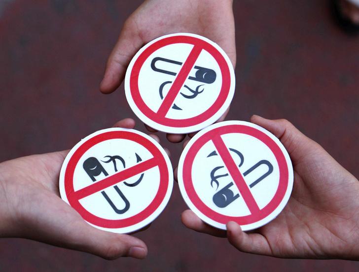 Фото №1 - В Черногории запретили курить в общественных местах