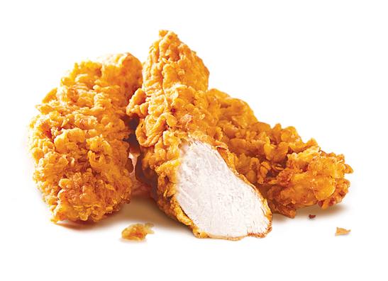 Фото №1 - KFC представляет главный тренд сезона – куриные стрипсы
