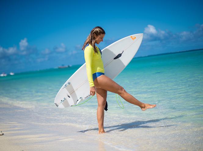 Фото №2 - В Boardriders пройдет лекция о серфинге