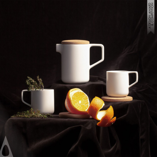 Фото №3 - Сервиз Riposo получил награду A'Design Award