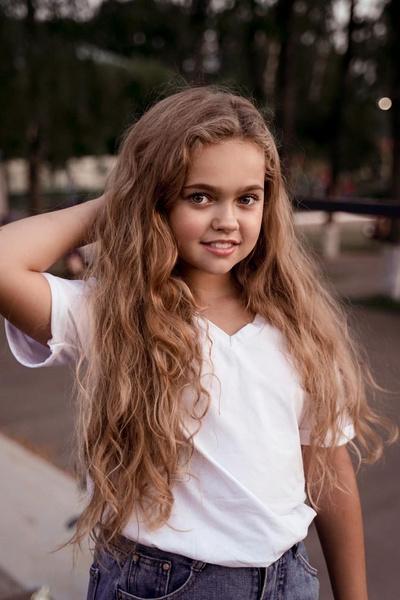 Как выглядит самая красивая девочка России 2020 года