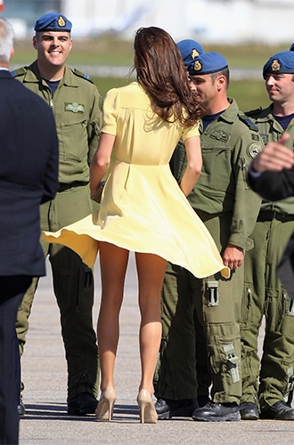 Фото №22 - Почему герцогиня Меган может позволить себе мини
