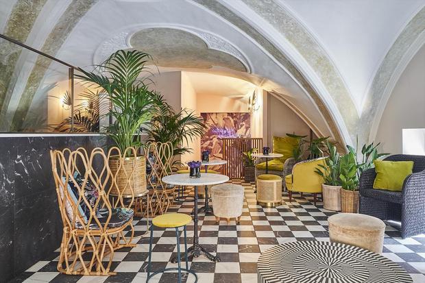 Фото №7 - Velluto Botanique Eclectique: новый коктейль-бар в Болонье