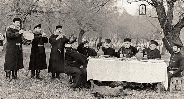 Фото №1 - Грузинское застольное многоголосье