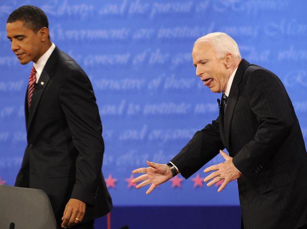 Фото №3 - Этот неловкий момент: конфузы на высшем уровне (в ролях – президенты, премьеры и первые леди)