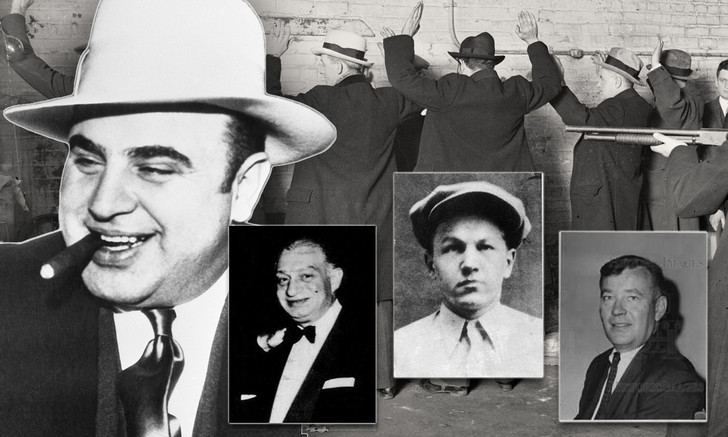 Фото №1 - Ледоруб Вилли и другие самые необычные прозвища знаменитых гангстеров