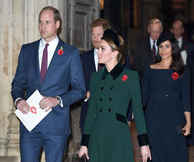 Фото №2 - Анорексичка, червь и другие прозвища королевской семьи