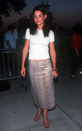 Фото №2 - Самая модная в Нью-Йорке: как одевается Кэти Холмс (и почему ее образы все повторяют)