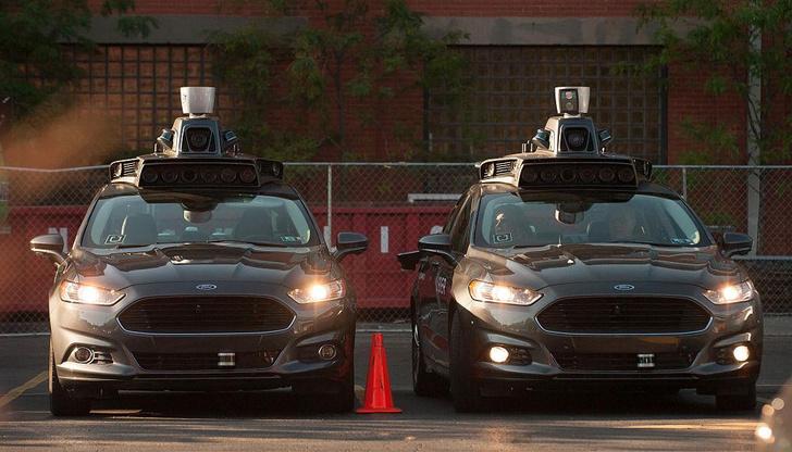 Фото №5 - Покорность машин: 10 фактов о беспилотных автомобилях
