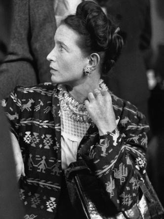 Фото №5 - Как одевались знаменитые писательницы XX века: 7 культовых образов
