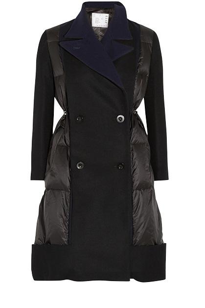 Пальто, Sacai, 73 700 руб.