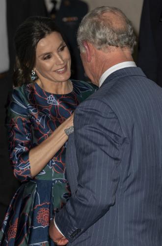 Фото №4 - Встреча Летиции и Чарльза, или Почему принц Уэльский — главный джентльмен британской королевской семьи