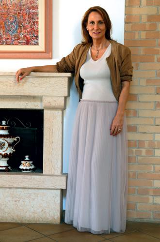 Фото №5 - Мануэла Бортоламеолли: о бизнес-правилах в семейном бизнесе и не только