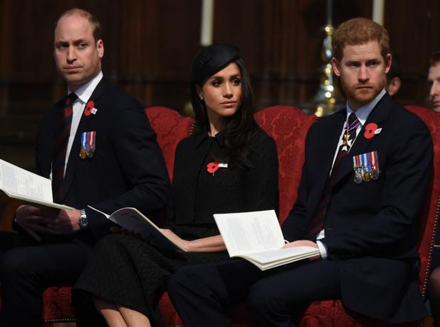 Фото №3 - Не просто ссора: почему конфликт Уильяма и Гарри может стать фатальным для британской монархии
